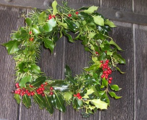 Tudor Twelfth Night_wreath