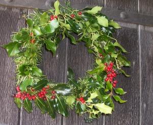 Tudor Twelfth Night_wreath
