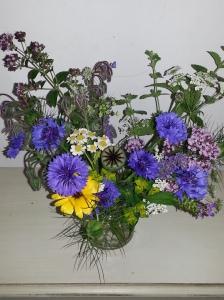 schoolroom flowers
