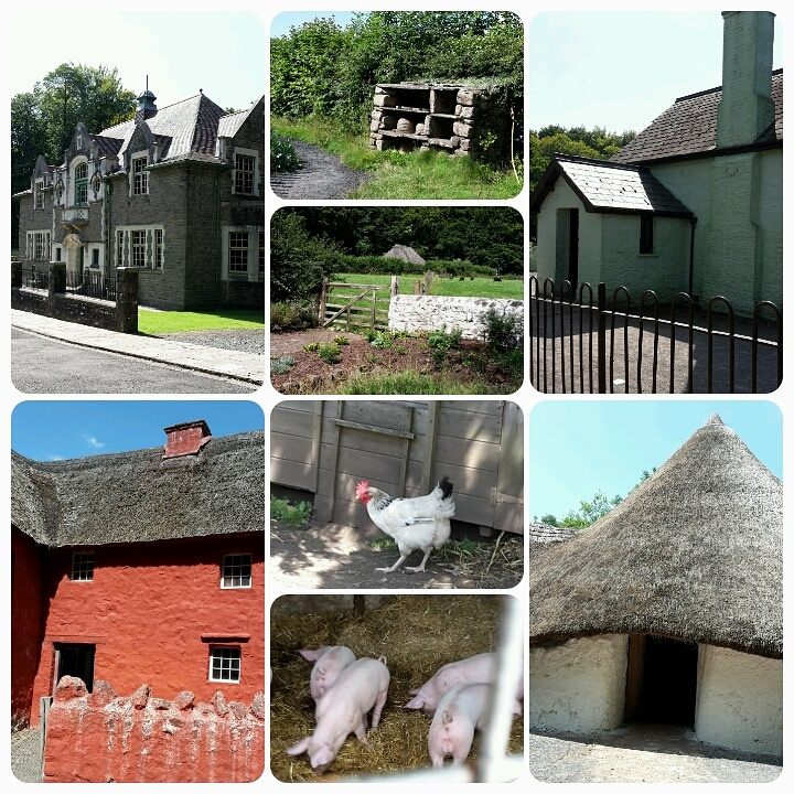 a whistlestop tour through historical Welsh buildings