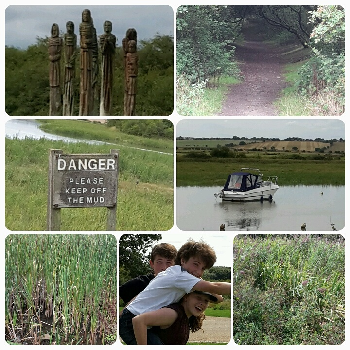 a stroll around the Essex marshes